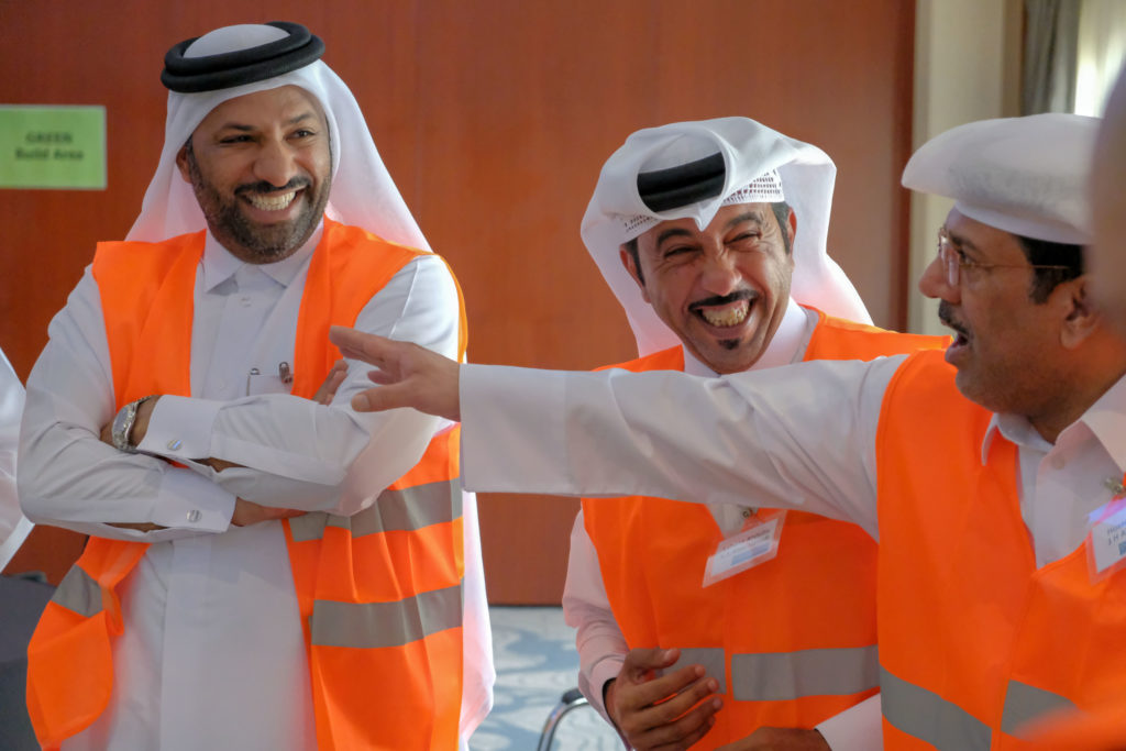 Bespoke leadership programme for Qatari Nationals Qatarization